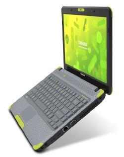 Toshiba công bố laptop Satellite dành cho trẻ em