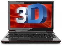 Toshiba bán laptop 3D không cần kính với giá 1.699 USD