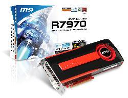 MSI vừa cho ra mắt card đồ họa dòng HD 7000