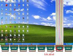Các sự cố màn hình Laptop thường gặp phải