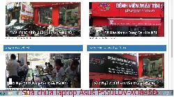 Bảo hành sửa chữa laptop Asus P550LDV-XO845D, P550LDV-XO848D, P550LN-XO165D, P550LN-XO178D lỗi bị giật điện
