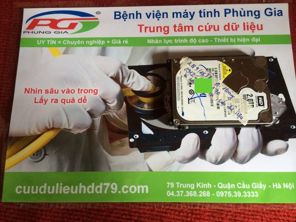 Địa chỉ sửa ổ Hdd Samsung EcoGreen F4 2TB