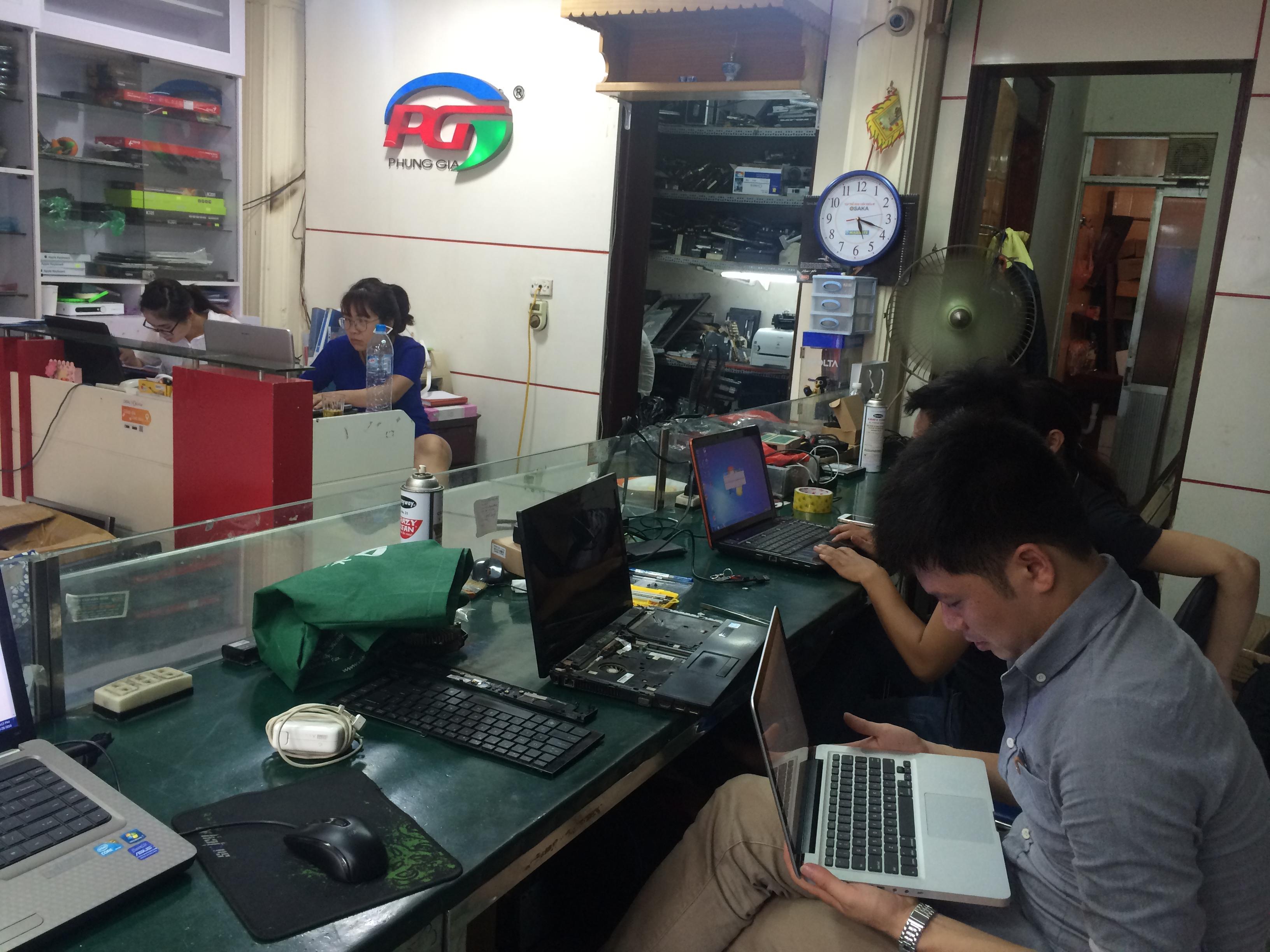 Sửa máy tính xách tay Acer Aspire V5-471