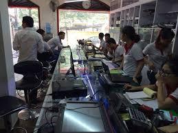 Sửa máy tính xách tay Dell Hà Nội